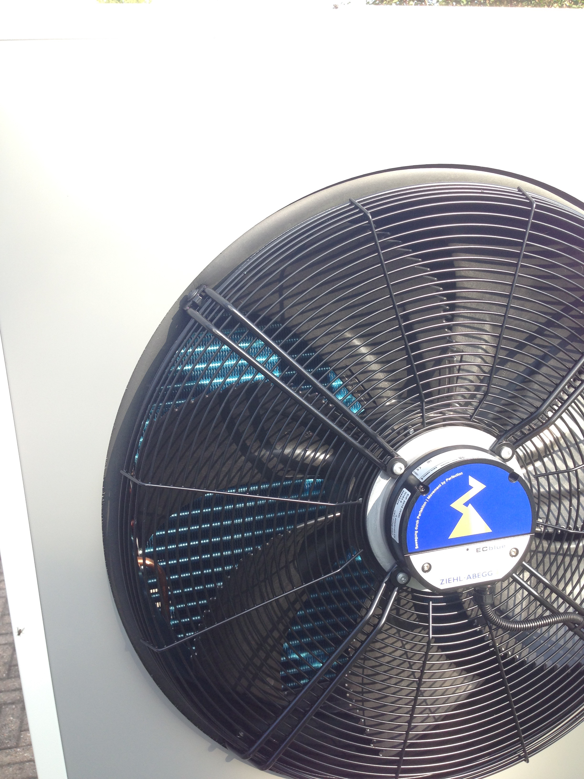 motore ventola
